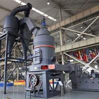每小时产1200T摆式磨粉机